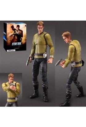 Square Enix Star Trek Play Arts Kai Captain James Kirk Figure