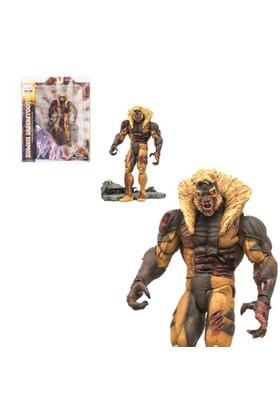 Diamond Select Marvel Select Zombie Sabretooth Figür