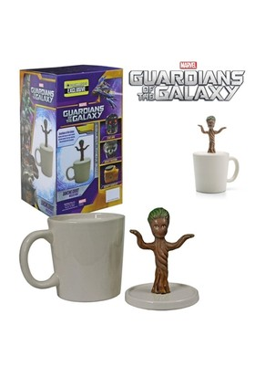 Big Bang Pow Baby Dancing Groot Ceramic Mug Kupa Bardak