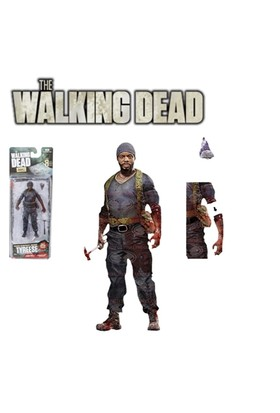 Mcfarlane Toys The Walking Dead Tyreese Tv Series 8 Exclusive Figure