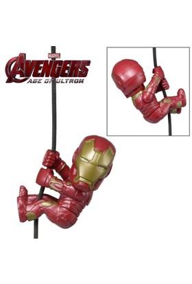 Neca Scalers Iron Man Avengers: Age Of Ultron Kablo Tutucu Figür
