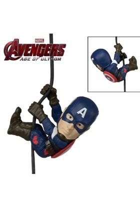 Neca Scalers Captain America Age Of Ultron Kablo Tutucu Figür