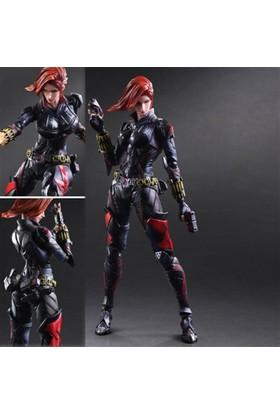Square Enix Marvel Variant Play Arts Kai Black Widow Figure
