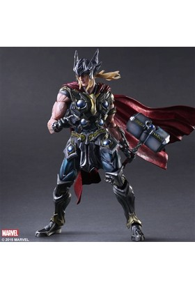 Square Enix Marvel Variant Play Arts Kai Thor Figure
