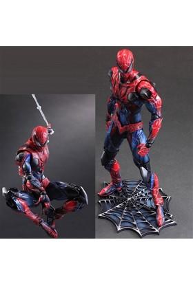 Square Enix Marvel Variant Play Arts Kai Spider-Man Figure