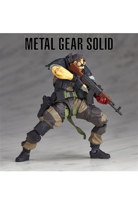 Kaiyodo Metal Gear Solid V: Phantom Pain Venom Snake Figure