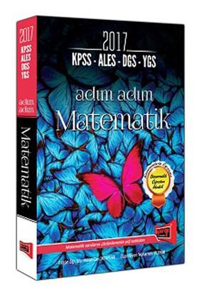Yargı Yayınları Kpss 2017 Ales Dgs Ygs İçin Adım Adım Matematik