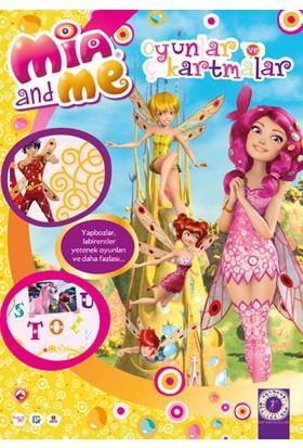 Mia And Me: Oyunlar Ve Çıkartmalar