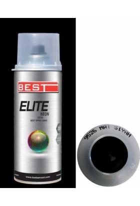 Best Elite Mat Siyah Sprey Boya 400Ml 25530R