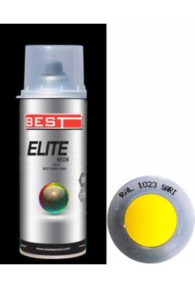 Best Elite Sarı Sprey Boya 400Ml 25503R