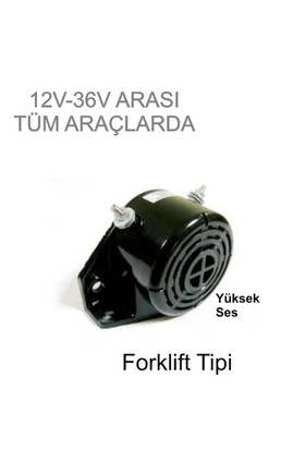 Carub Geri Vites Sireni (12V-36V) Forlift Tipi