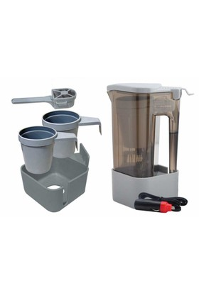 Carub Kahve Makinesi Su Isıtıcı Termos Tip 12V 2910103