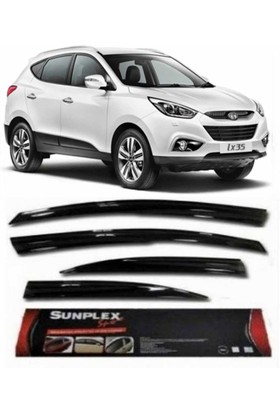 Sunplex 4 Lü Hyundai İx35 Mügen Tipi Sport Stlye Sunplex Cam Rüzgarlığı