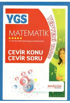 İnovasyon Yayınları Yepyeni Tarz Ygs Matematik Çevir Konu Çevir Soru
