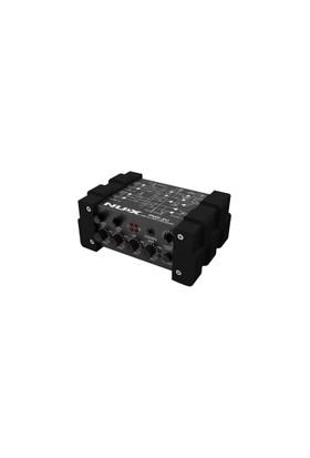 Çoklu Kanal Mini Mikser Usb Nux PMX-2U