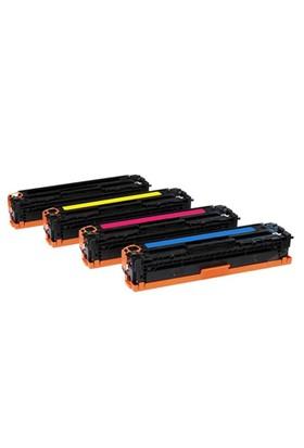 Canon Mf8030, Mf8040, Mf8050 Uyumlu 4 Renk Toner Crg-716