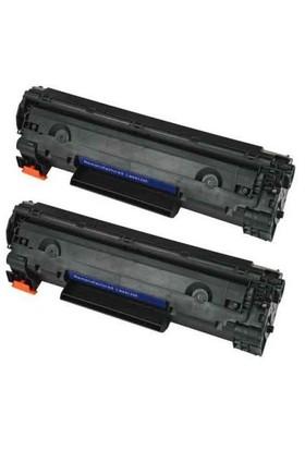 Hp 85A Muadil Toner 2 Li Eko Paket