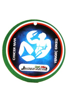Simoni Racing Yengeç Burcu Asma Koku SMN102118
