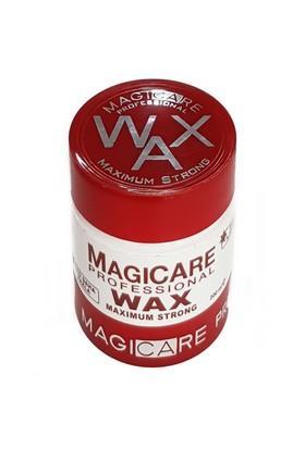 Magicare Wax Maximum Strong Kırmızı 200 ML