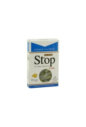 Stop Sigara Filtresi 25 Adet