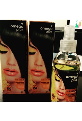 Omegaplus Saç Bakım Yağı 150 ML