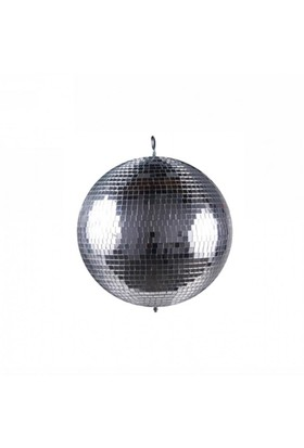 Amerikan Dj Mirror Ball Aynalı Küre 40Cm Cam
