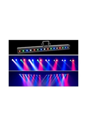 Amerikan Dj Mega Beam Bar Led Işık Sistemi
