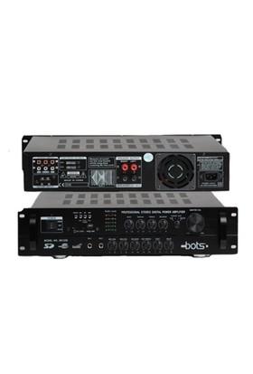 Bots Sk-1250 Amfi 2X125 Watt 12 Volt