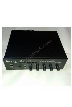 Denox Astron Dx-605B Amfi 100 Volt 60 Watt
