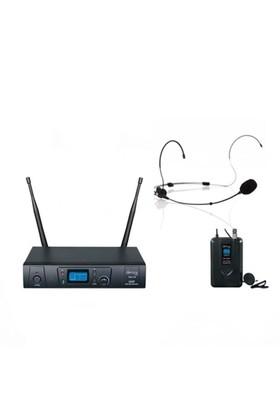 Denox Astron Trx-310 Headset Telsiz Başlık Mikrofon