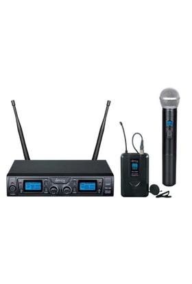 Denox Astron Trx-320 El+Yaka Telsiz Mikrofon