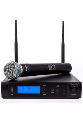 Doppler Dm500H El Tipi Telsiz Mikrofon