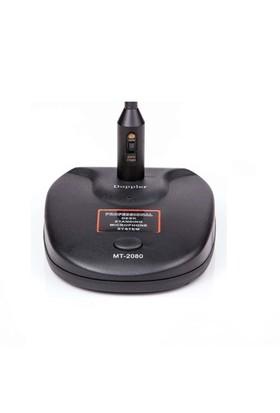 Doppler Mt-2080 Işıklı Kürsü Mikrofonu