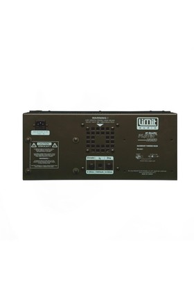 Limit Audio Platin M250U Amfi 250 Watt Ekho Reverb