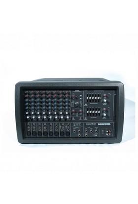 Mackie 808M Power Mikser Amfi 2X600 Watt