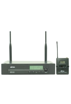 Mipro Act-311 Yaka Tipi Telsiz Mikrofon