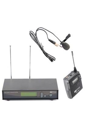 Mito Um 1000Y Telsiz Yaka Mikrofonu