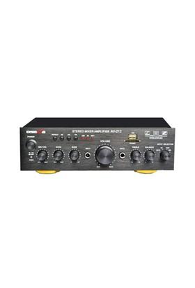 Osawa Av-215 Stereo Efektli Anfi 2x100 Watt
