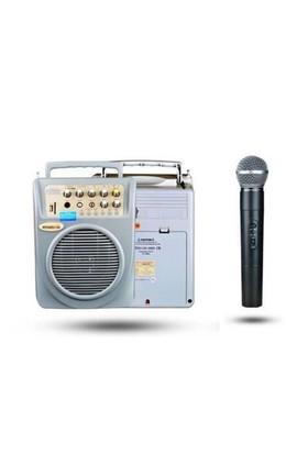 Osawa Osw-8107E Seyyar Portatif Amfi El Mikrofonlu
