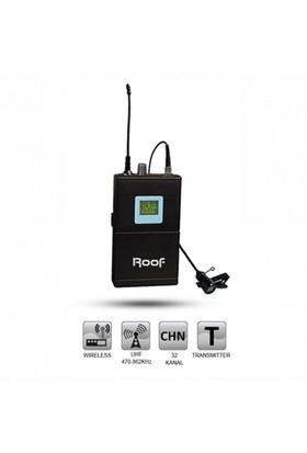 Roof R-4 Yaka Mikrofonu Alıcısı