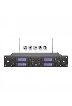 Roof R8000 + R4 + H11 Telsiz Headset Mikrofon 6'lı