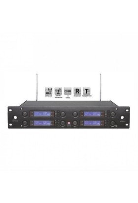 Roof R8000 + R4 + H11 Telsiz Headset Mikrofon 7'li