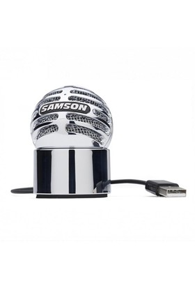 Samson Meteorite Usb Stüdyo Kondenser Mikrofon