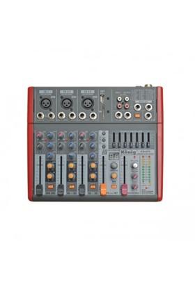 Ssp 502Fx Stüdyo Mikser