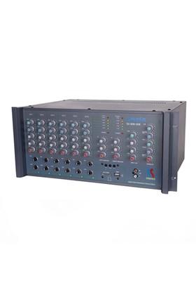 Startech Safir Sr 6/800 Usb Power Mikser Amfi 2X400 Watt