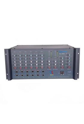Startech Safir Sr 6/800 Power Mikser Amfi 2X400 Watt