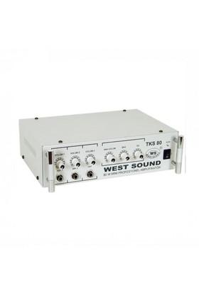 West Sound Tks 80 Amfi 80 Watt