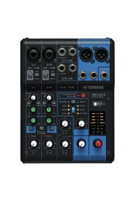 Yamaha Mg06X Mikser