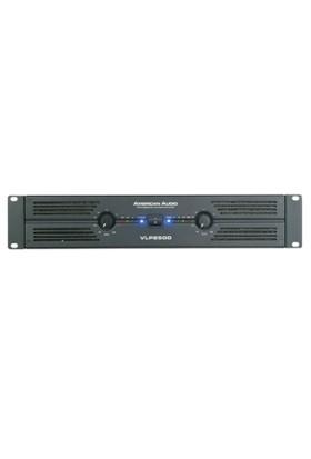 Amerikan Audio Vlp-2500 Power Amfi 2X1300 Watt