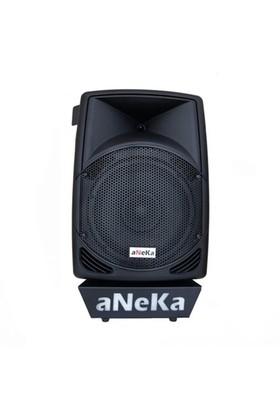 Aneka 212 Seyyar Portatif Ses Sistemi 200 Watt